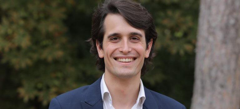 Gaëtan Dussausaye candidat RN à la législative partielle de Vitry-Alfortville