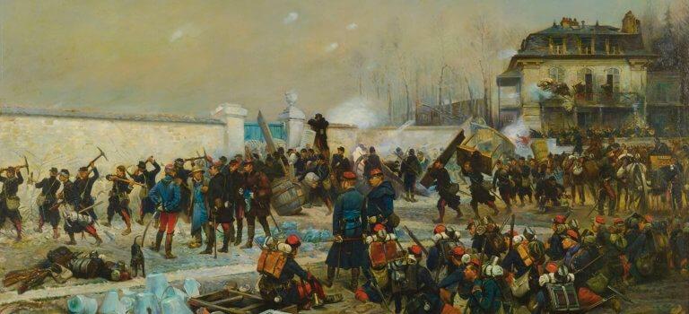Exposition historique Guerre de 1870