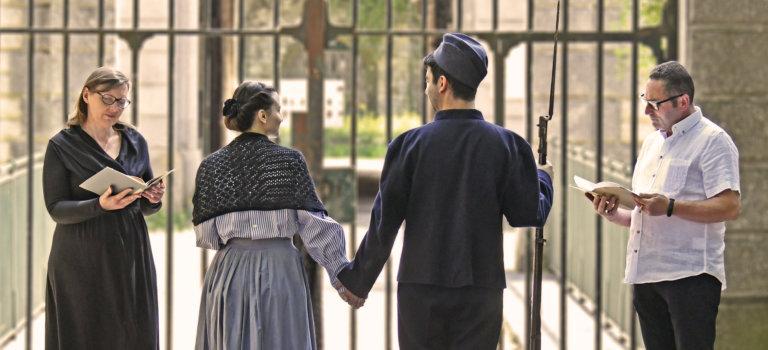 Les Amants du siège: théâtre à Sucy-en-Brie