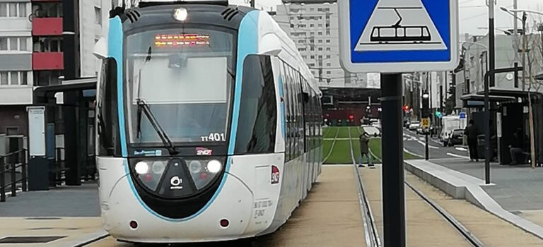 Terminus du T4: l'hôpital de Montfermeil à portée de tramway