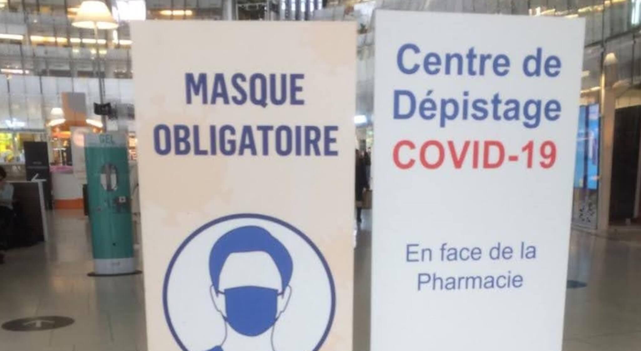 Un nouveau centre de dépistage Covid-19 sans RDV à La Défense