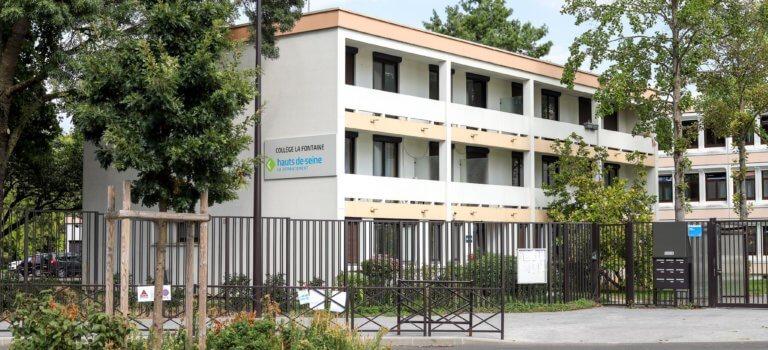 Rentrée des classes à La Fontaine, Antony: entre précautions et inquiétudes