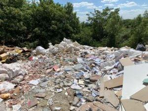 Décharge industrielle sauvage : Villejuif en appelle à Darmanin