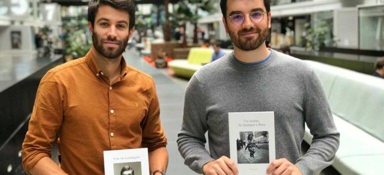 Ivry-sur-Seine: Entoureo aide à recueillir les mémoires de vos grands-parents