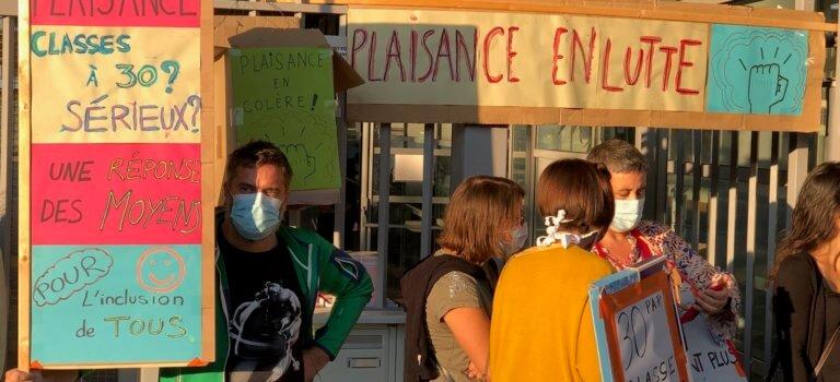 Créteil : le collège Plaisance bloqué ce lundi matin