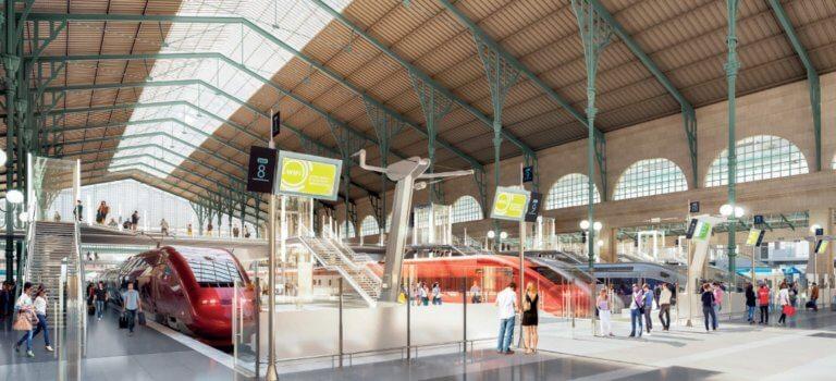Pourquoi le projet d'agrandissement de la Gare du Nord divise