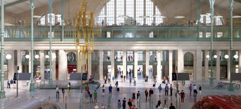 Paris: Bouygues rénovera la gare du Nord
