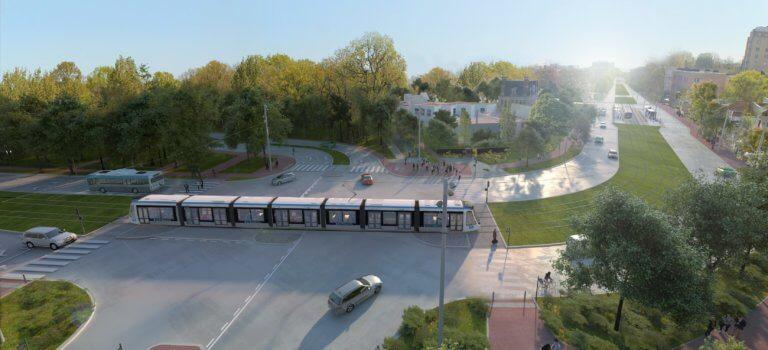 Le futur tram T10 étudie son prolongement jusqu'à la 15 Sud du Grand Paris Express