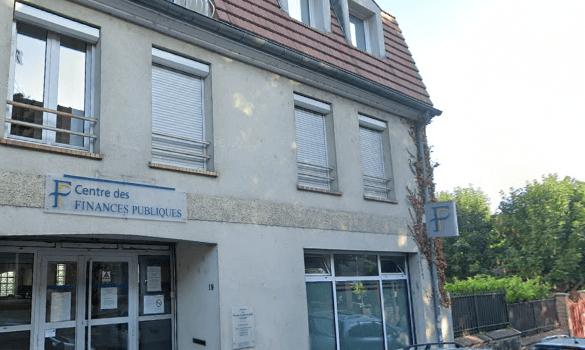 Grève au centre des finances publiques de Villeneuve-Saint-Georges