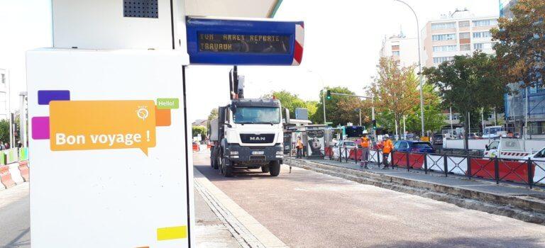 Parfois anarchique, le carrefour Créteil-Université va faire plus de place aux piétons