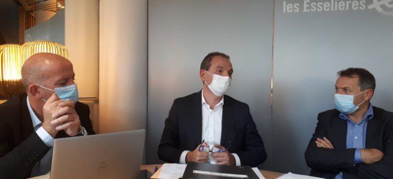 Villejuif : Pierre Garzon signale en justice la gestion financière de son prédécesseur
