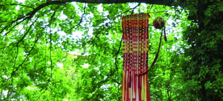 Quand l'art prend l'air… Festival LandArtOh Carrières 2020 à Fontenay-sous-Bois
