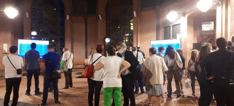 Législatives partielles: soirée électorale morne à Vitry-sur-Seine