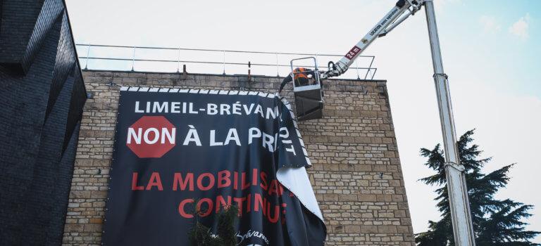 Limeil-Brévannes a fêté l'abandon du projet de prison