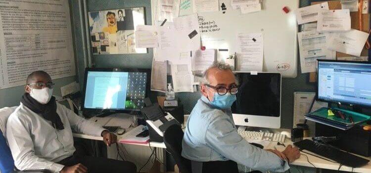 Tests Covid-19: à Bagnolet, le laboratoire ne compte plus ses heures