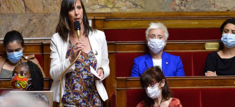 La députée Albane Gaillot fait avancer le droit à l'IVG