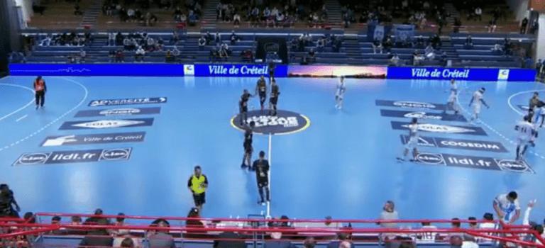 Covid-19 et handball: polémique sur le remplissage des tribunes à Créteil