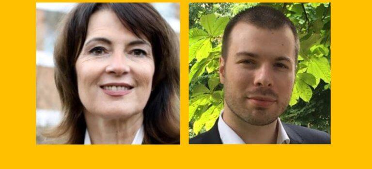 Hélène de Comarmond et Jonathan Kienzlen têtes de liste PS Val-de-Marne aux régionales