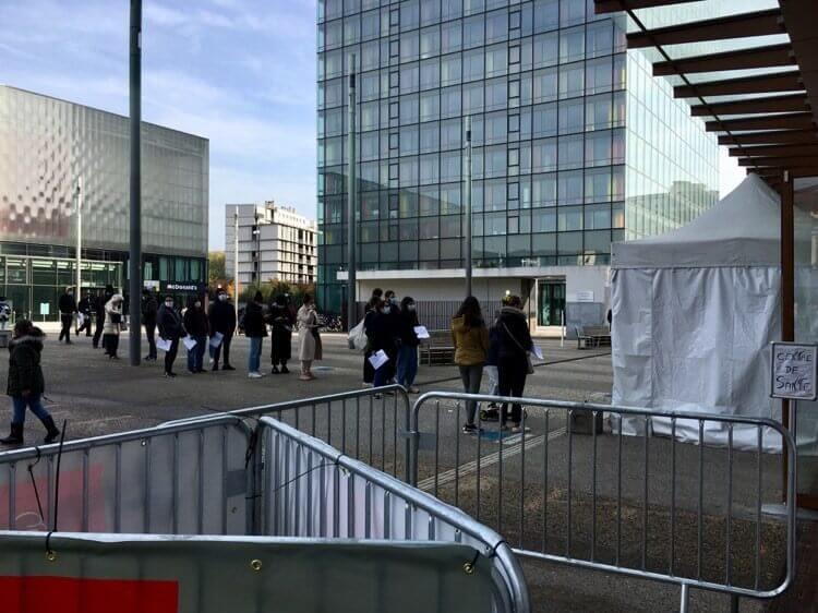 Test Covid-19 à Montreuil: le Centre municipal de santé victime de son succès