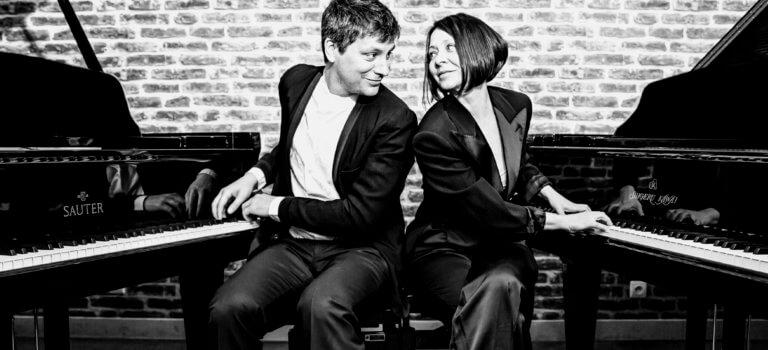 Piano-Piano: le premier festival pour deux pianos démarre à Rungis
