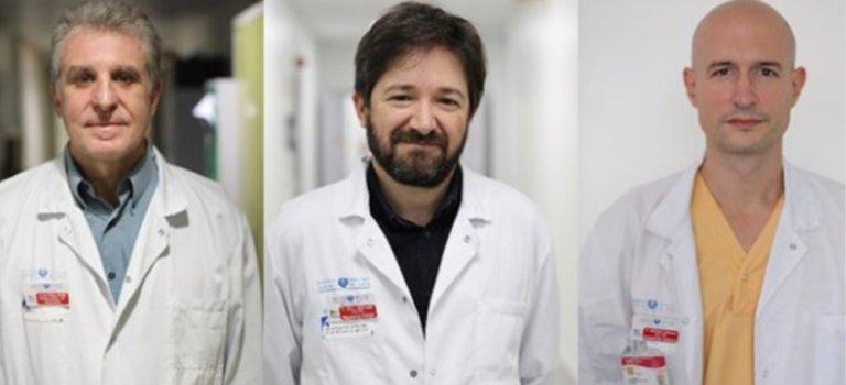 Créteil : trois nouveaux PU-PH à l'hôpital Henri Mondor