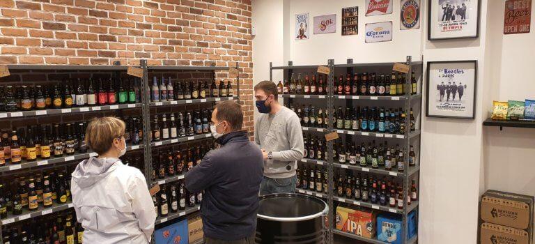 The Great Brewery: une première cave à bières à Nogent-sur-Marne