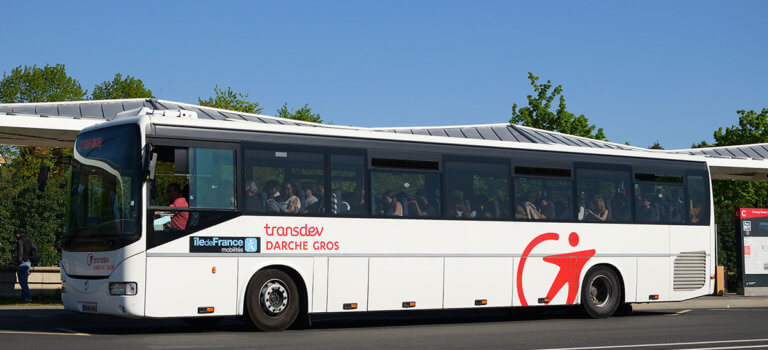 Ile-de-France: Keolis et Transdev testent la transmission en temps réel du taux d'occupation des bus