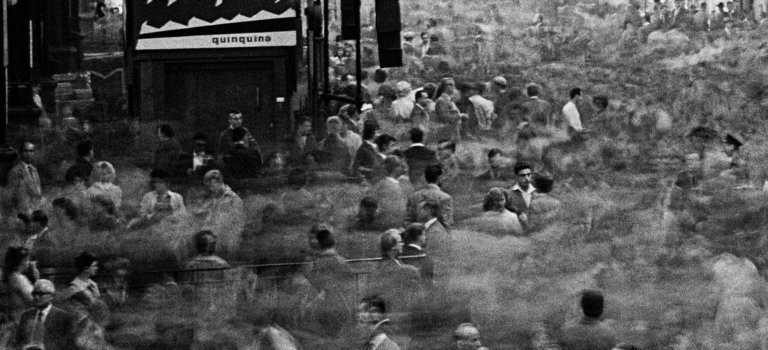 Frank Horvat, Paris années 50: exposition à Gentilly