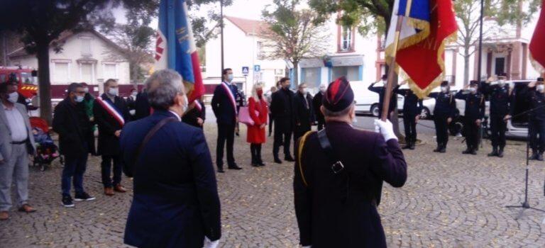 Vitry-sur-Seine: polémique autour d'un dépôt de gerbe du 11 novembre