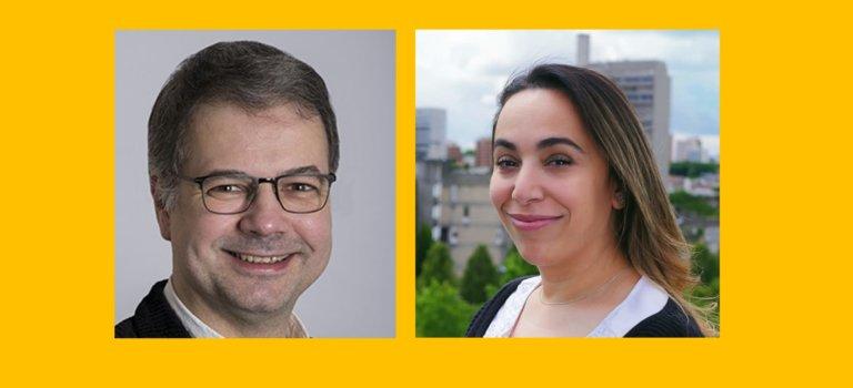 Sabrina Sebaihi et Rodéric Aarse élus co-secrétaires EELV Ile-de-France