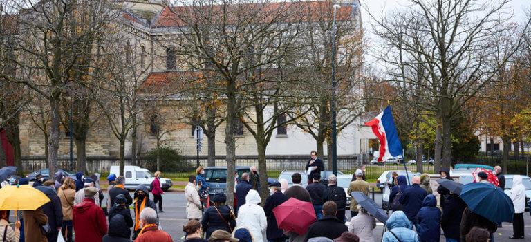 Saint-Maur-des-Fossés : des catholiques réclament le retour de la messe