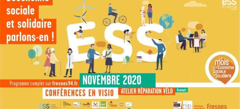 Mois de l'économie sociale et solidaire : les événements maintenus à Fresnes