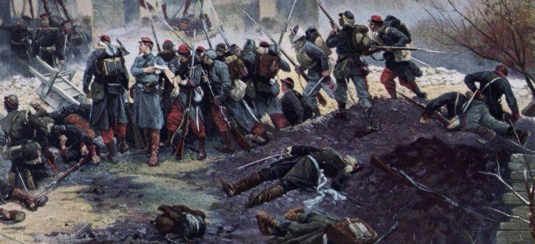 Quand 130 000 soldats s'entretuaient à Bry-Champigny-Villiers