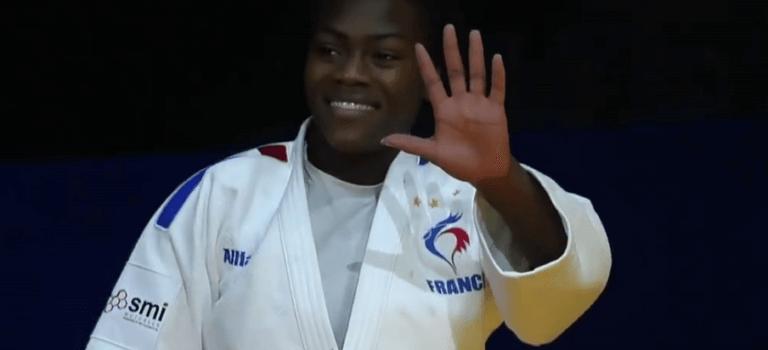 Champigny-sur-Marne : 5ème titre européen pour la judokate Clarisse Agbegnenou