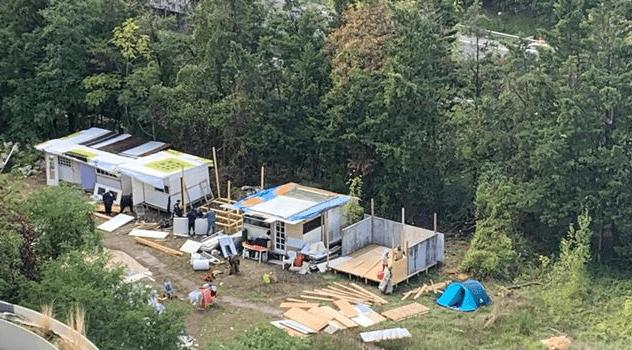 Bidonville du Coteau à Arcueil: la justice donne trois mois pour évacuer