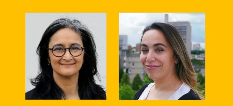 EELV Val-de-Marne reconduit Sabrine Sebaihi et Nadine Herrati à sa tête
