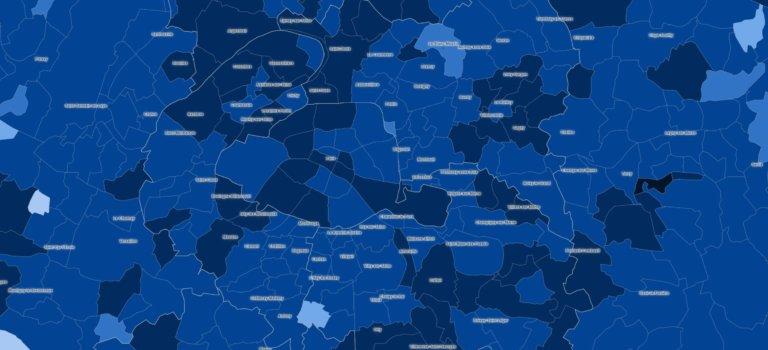 Baromètre du coronavirus en Ile-de-France: point au 2 novembre