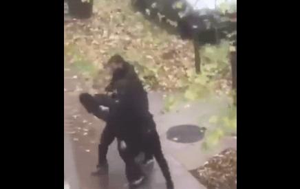 Coups de poing au visage lors d'une interpellation à Vitry-sur-Seine