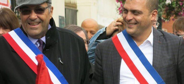Bonneuil-sur-Marne: Patrick Douet passe le témoin à Denis Öztorun