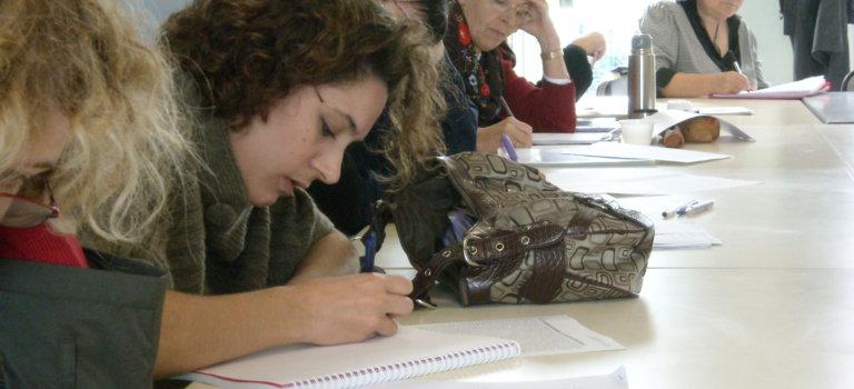 Atelier d'écriture par visio-conférence