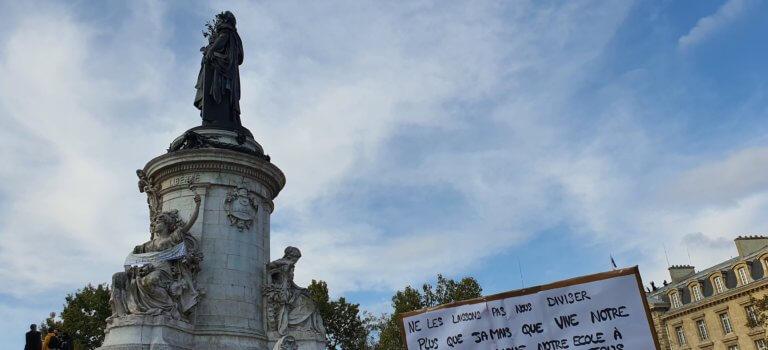 Créteil: un collectif de professeurs contre les pressions communautaires en collège et lycée