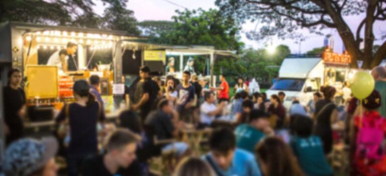 Appels à candidatures pour l'implantation de nouveaux food trucks à Fresnes