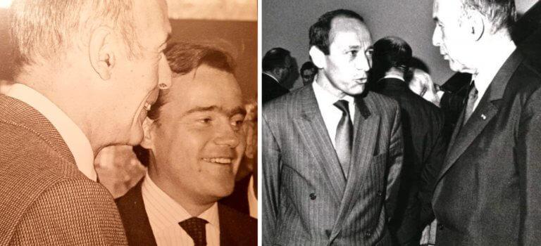 Val-de-Marne: les anciens de l'UDF se souviennent de Giscard