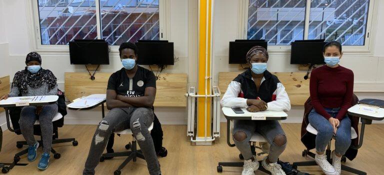 A la mission locale de Vitry-sur-Seine, la garantie jeunes à l'épreuve de la crise sanitaire