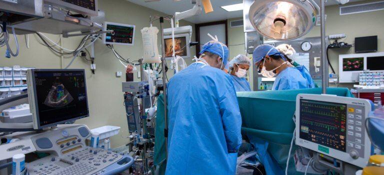 Les 17 parlementaires du Val-de-Marne à l'unisson pour défendre la chirurgie cardiaque à Mondor