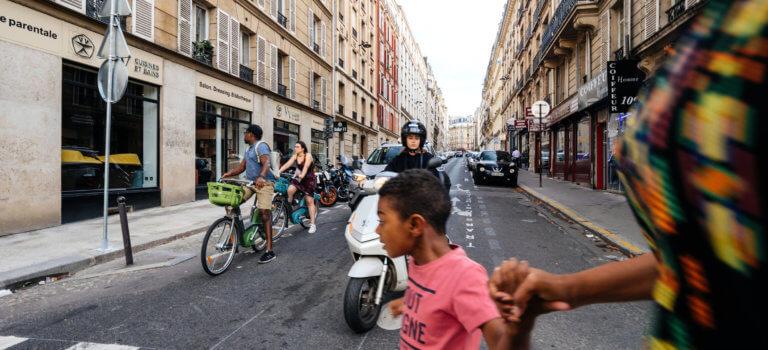 Lancement du baromètre des villes marchables