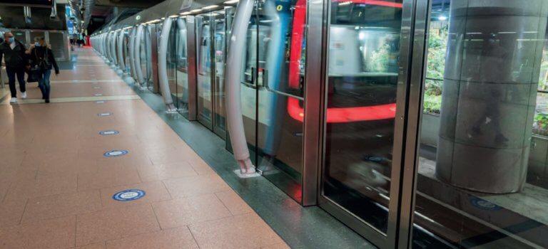 Métro: la ligne 14 rejoint désormais Saint-Ouen
