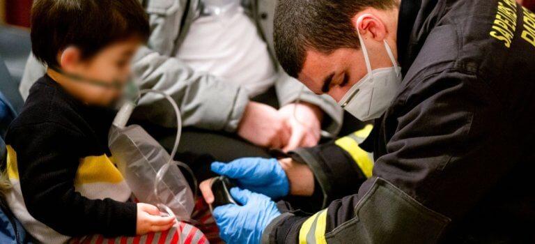 Incendie à Saint-Maur-des-Fossés: 5 blessés légers dont 2 enfants