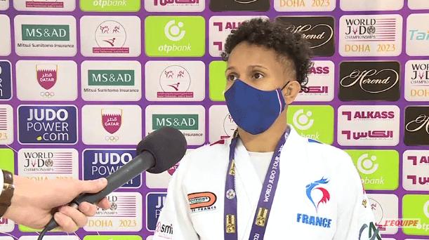 Champigny-sur-Marne : la judokate Amandine Buchard décroche l'or aux Masters de Doha