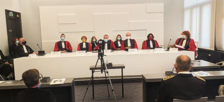 Bilan 2020 et défis 2021 au Tribunal de Créteil